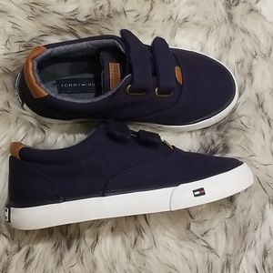 (New) Tommy Hilfiger Blue Sneaker